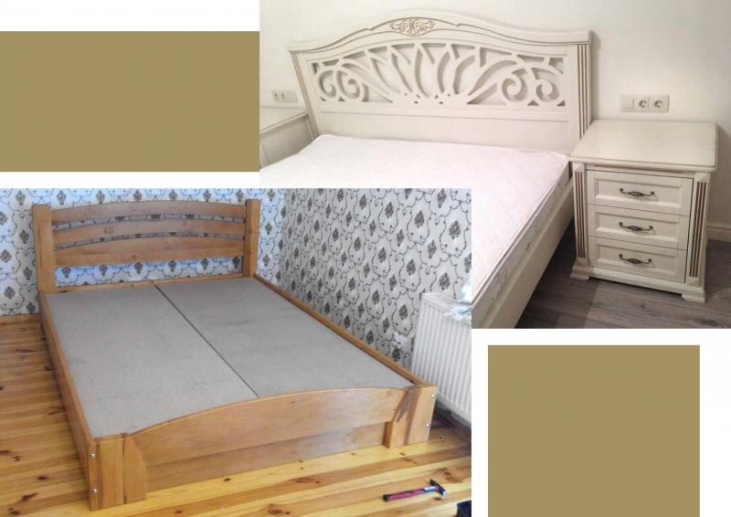 Мебель для спальни под заказ - swood