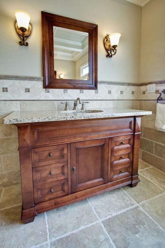 заказать деревянную мебель в ванную прилуки киев и регион